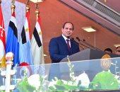 بسام راضى: السيسى يتفقد رفع الكفاءة القتالية بقاعدة محمد نجيب العسكرية