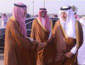 أمير مكة المكرمة يرأس وفد السعودية فى افتتاح قاعدة محمد نجيب العسكرية