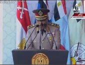 وزير الدفاع: مستعدون لرد الصاع صاعين لكل من يحاول المساس بأمن مصر  وشعبها