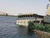 غرق طفلين سقطا من مركب أثناء وصلة مزاح بقصر النيل