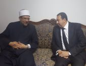 وزير الأوقاف يصل معسكر أبو بكر الصديق بالإسكندرية ويفتتحه بعد توقف 6 سنوات