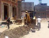 أهالى قرى دمياط يشكون من انقطاع المياه وتجاهل مسئولى شركة مياه الشرب