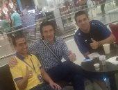 بالصور.. جولة سياحية للفيصلى الأردنى بعد الفوز على الأهلى