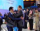 """مؤتمر الشباب يتصدر """"تويتر"""".. مغردون: """"الورد اللى فتح فى جناين مصر"""""""