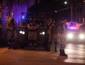 الشرطة تطوق السفارة الإسرائيلية بعمان بعد استشهاد أردنيين فى مشاجرة