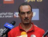 """مدرب نصر حسين داى: """"إحنا هنلاعب منتخب الأردن مش الفيصلى"""""""