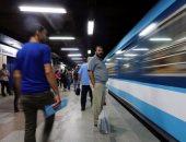 المترو: تأخير قيام قطارات الخط الأول لـ6 صباح الجمعة والسبت المقبلين