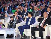 بعد قليل.. الرئيس السيسي يجيب على أسئلة الشباب بمؤتمر الإسكندرية