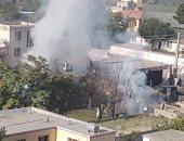 """قتلى وجرحى فى تفجير انتحارى بالعاصمة الأفغانية """"كابول"""""""