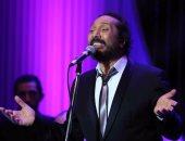 3 ساعات غناء متواصل للمطرب على الحجار بدار أوبرا الإسكندرية
