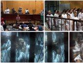 المؤبد لـ43 متهما و10 سنوات لـ9 آخرين وبراءة 92 فى أحداث مجلس الوزراء