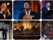 هانى شاكر يشعل مهرجان جرش.. ويقدم أغنية للأردن وأخرى لفلسطين