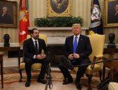 سعد الحريرى: الولايات المتحدة قد يمكنها المساعدة فى حل أزمة قطر