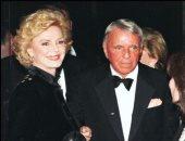 وفاة الزوجة الرابعة لفرانك سيناترا عن 90 عاما