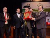 """تكريم أسرة """"الجماعة 2"""" ومنح الدكتوراه الفخرية للموسيقار حلمى بكر"""