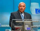 وزير الخارجية: مصر وفرنسا لديهما الإرادة السياسية للارتقاء بالعلاقات الثنائية