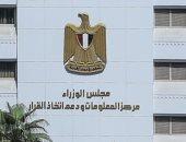 """""""معلومات مجلس الوزراء"""": المبادرات الرئاسية سببا فى تقدم مصر بالتصنيفات الدولية"""