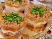 لو بتفكرى فى حلويات شرقية سهلة كاسات الكنافة هتوفرلك الوقت والطعم