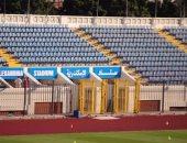بعد التطوير .. إشادة وفود البطولة العربية باستاد الإسكندرية
