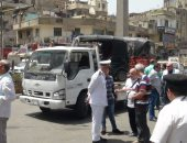 المرور تواصل جهودها لضبط الشارع وتحرر 434 مخالفة متنوعة بـ 6 أكتوبر