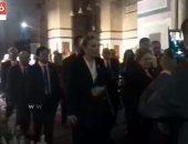 بالفيديو.. إمبراطورة إيران السابقة تحيى ذكرى زوجها الـ37 فى مسجد الرفاعى بالقاهرة