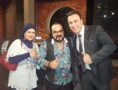 """أبو الليف يكشف حيرته مع الغناء فى """"الليلة"""" على الفضائية المصرية"""