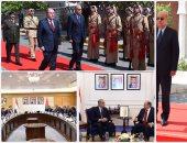 رئيس الوزراء فى الأردن لترؤس اجتماع اللجنة العليا المشتركة بين البلدين