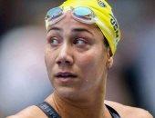 فريدة عثمان تتأهل لنهائى منافسات السباحة بالبحر المتوسط