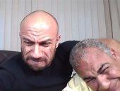 شاهد.. أحمد مكى يضرب بيومى فؤاد.. تعرف على السبب
