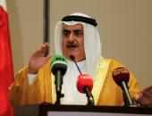 وزير خارجية البحرين يبحث مع السفير محمد العرابى مستجدات الوضع فى المنطقة