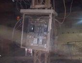 شكوى من سوء حالة محول كهرباء فى قرية توشكى بأسوان.. والأهالى: أتلف الأجهزة
