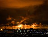 السعودية تكشف تفاصيل حريق بالقرب من محطة توزيع منتجات بترولية فى جازان
