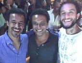 أحمد الفيشاوى عن آسر ياسين وأحمد داود: أقرب الناس لقلبى