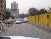 تحويلات مرورية لمدة عام بشارع الألفى وسط القاهرة لإنشاء فتحات تهوية للمترو