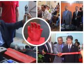 الهيئة الإنجيلية تفتتح مصنعا جديدا للأطراف الصناعية بالعبور