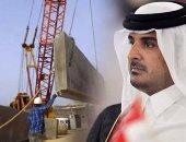 """شاهد فى دقيقة.. إمارة السخرة.. قطر """"سجن مفتوح"""" للعمالة الأجنبية"""