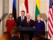 مايك بنس: واشنطن ملتزمة تجاه حلفائها رغم الإجراءات الدبلوماسية الروسية الأخيرة