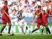 بالفيديو.. يوفنتوس يهزم روما بركلات الجزاء فى كأس الأبطال