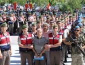 أردوغان يواصل إهانة جيشه ويعتقل 84 ضابطا لعلاقتهم بحركة الجيش فى 2016