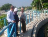 إحالة مدير محطة تنقية مياه بالغربية و9 موظفين للتحقيق لتركهم العمل