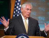 وزير الخارجية الأمريكى يتوجه للصين الخميس لبحث الملف الكورى الشمالي