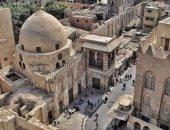 """""""الآثار"""" تبدأ مشروعا بحثيا لدراسة الجوانب العمرانية فى القاهرة التاريخية"""
