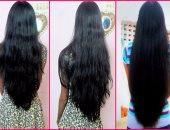 وصفات لتطويل الشعر بالزبادى وبذور الكتان