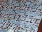 الأموال العامة تضبط شخصا بالدقهلية يتاجر فى النقد الأجنبى بالسوق السوداء