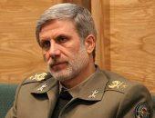 وزير الدفاع الإيرانى: لم يتم إسقاط أى طائرة إيرانية مسيرة