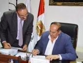 محافظ سوهاج : إقامة مصنع زجاج حرارى غرب طهطا بتكلفة 120 مليون جنيه