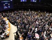 بالصور.. البرلمان البرازيلى يبدأ التصويت على إحالة الرئيس تامر إلى المحاكمة