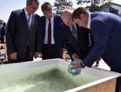 بالصور.. الرئيس الروسى يزور محمية بايكال الطبيعية بجمهورية بورياتيا