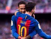 نيمار هدف برشلونة الأول فى الصيف وقد يفسخ عقده مقابل 180 مليون يورو