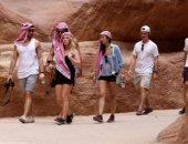 """""""دهب"""" بجنوب سيناء تستقبل 2081 سائحا من مختلف الجنسيات خلال 24 ساعة"""